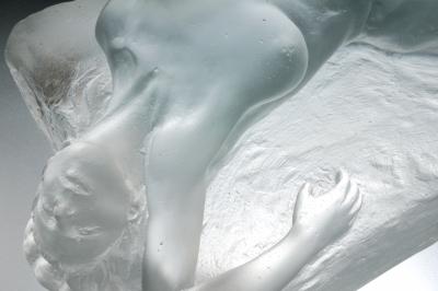 T.I.N.A - Sculpture de Patrick CHALAND