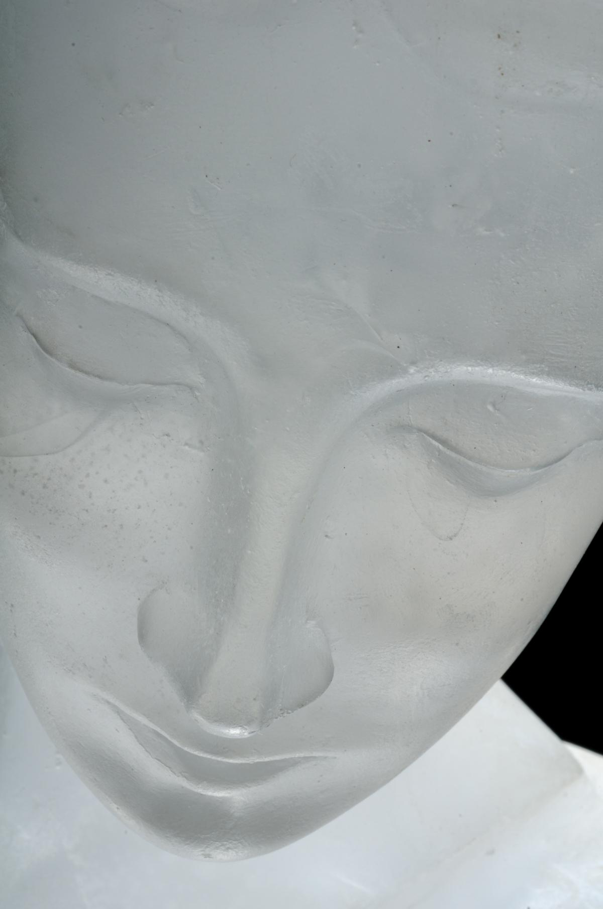Rêveuse - Sculpture de Patrick CHALAND