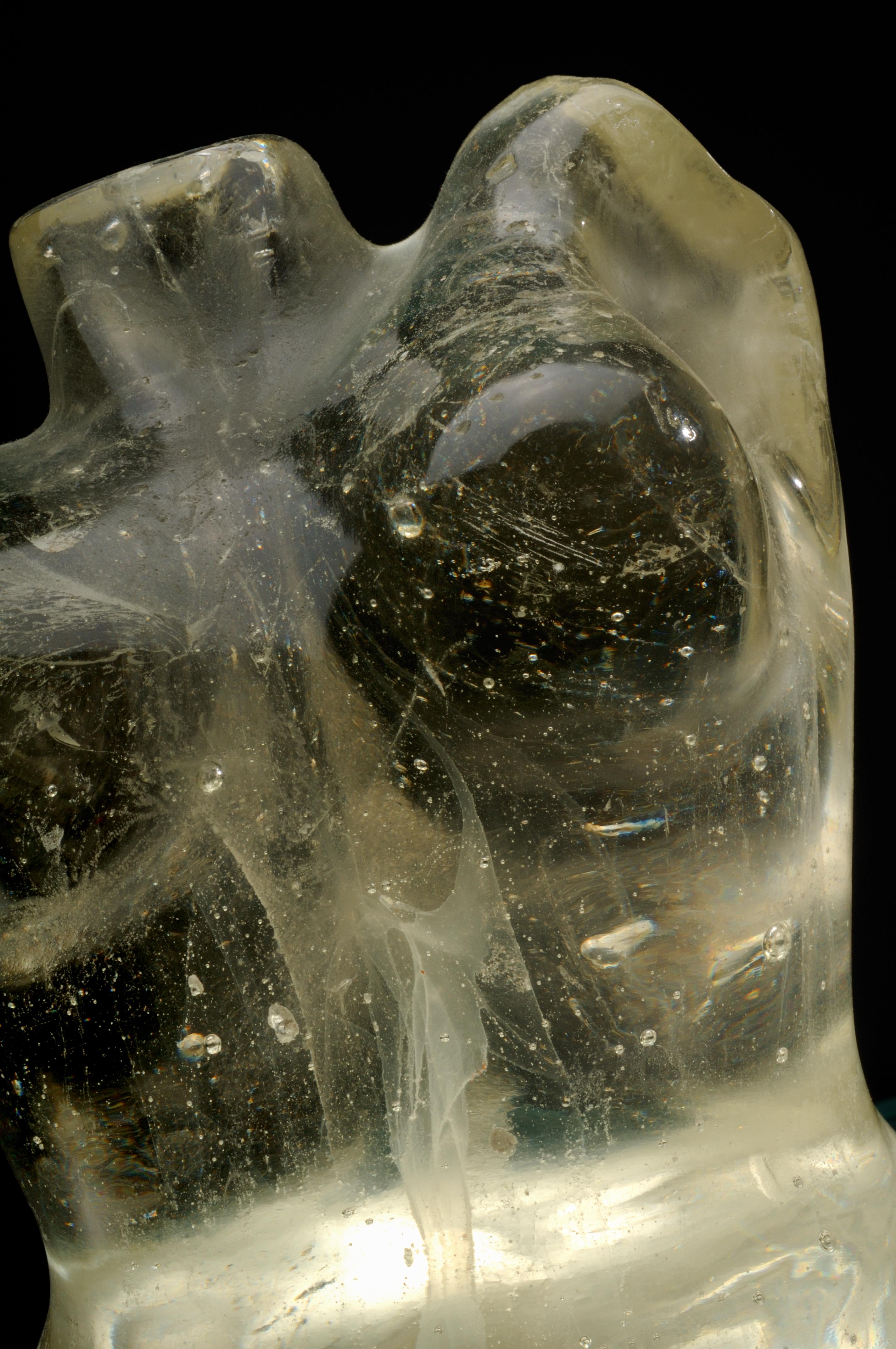 Petit buste - Sculpture de Patrick CHALAND