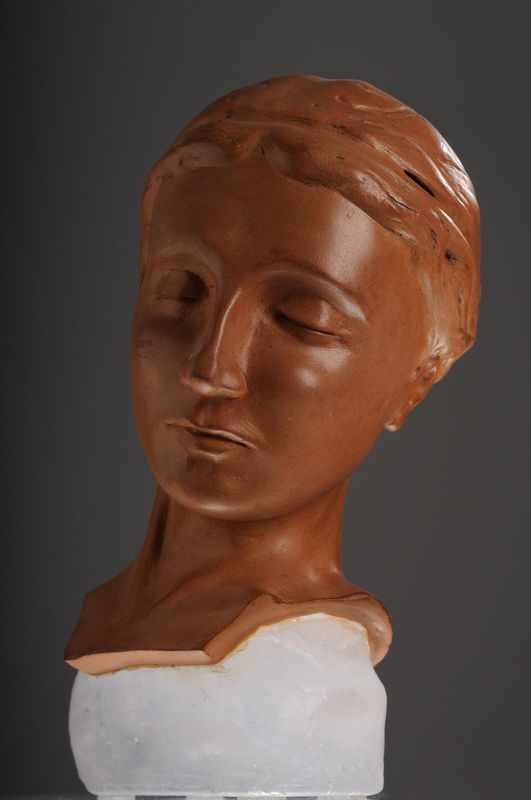 Reveuse - Sculpture de Patrick Chaland