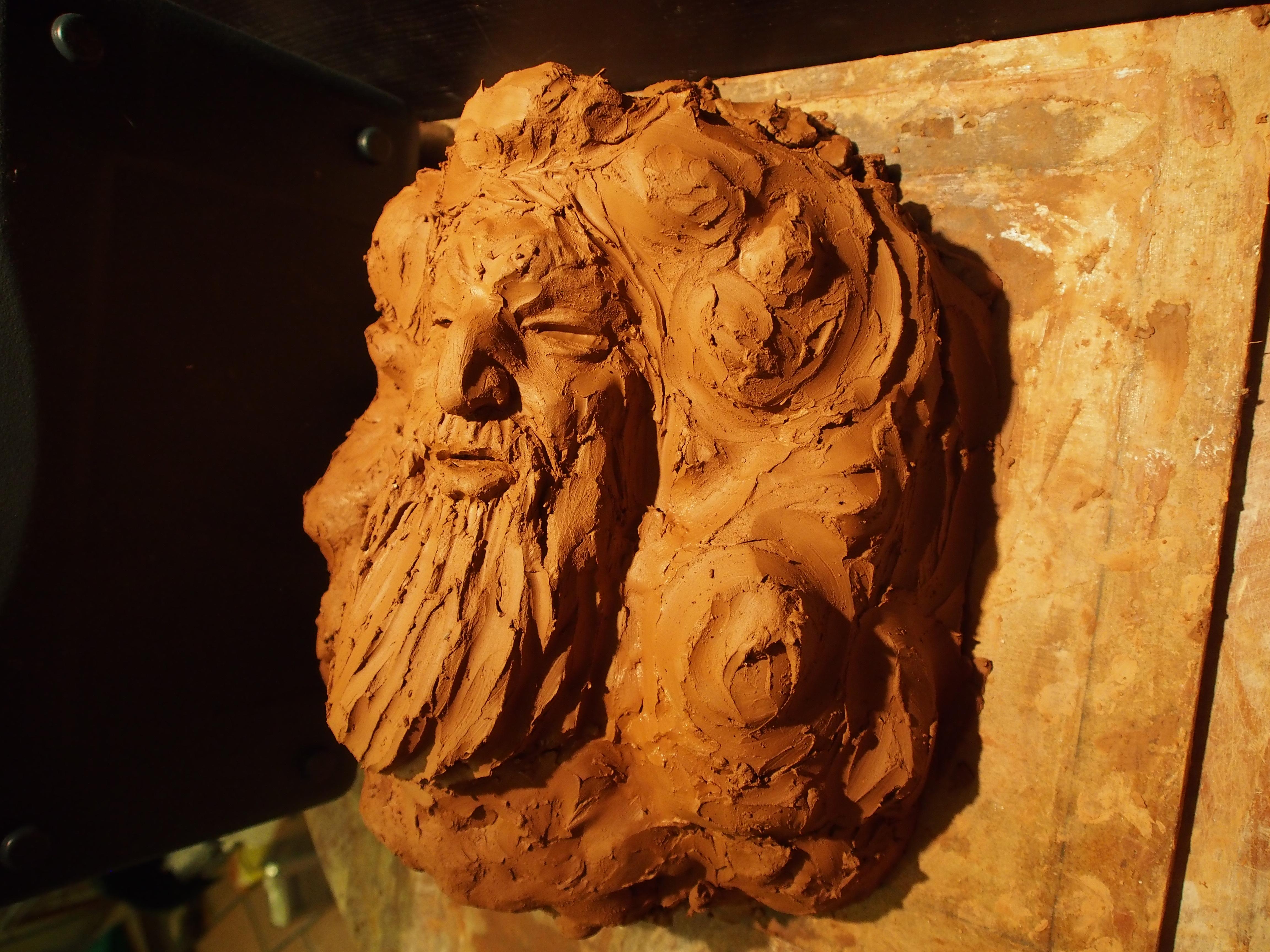 Projets et ébauches - Sculptures de Patrick Chaland
