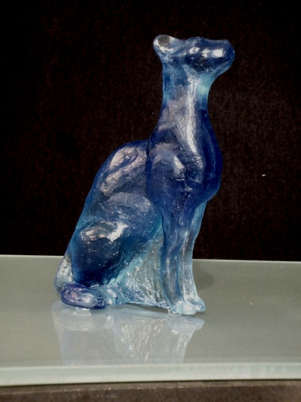 Chat - Sculpture de Patrick CHALAND