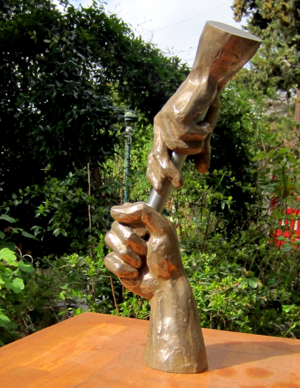 Trophée Réserve-Jeunesse - Sculpture de Patrick CHALAND