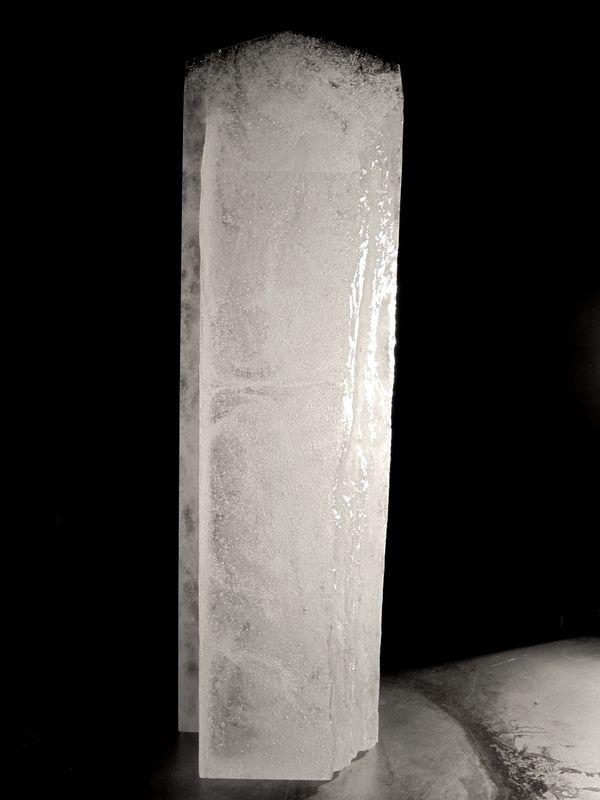 Colonne Y - Sculpture de Patrick Chaland